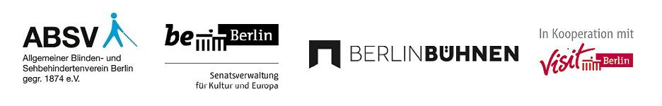 Logos der unterstützenden Organsationen